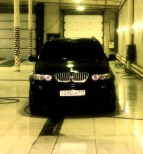 BMW X5 4.8 2005 г