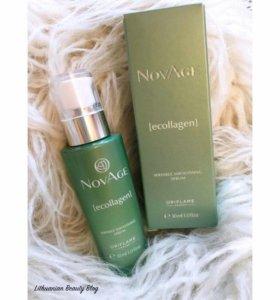 Сыворотка для лица против морщин NovAge