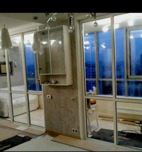 Окна Двери Остекление Балконов