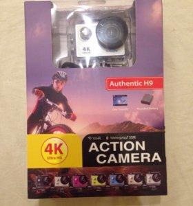 Экшен камера (Action camera) 4K Wifi новая