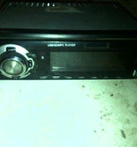 Магнитола USB SD MP3