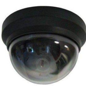Камера видеонаблюдения купольная новая