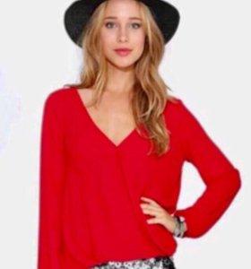 Блуза Блузка рубашка кофта женская
