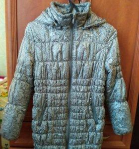 """Куртка для беременных"""" Буду мамой"""" 48 размер"""
