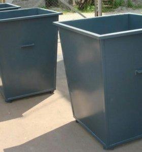 Контейнеры для мусора 25 штук