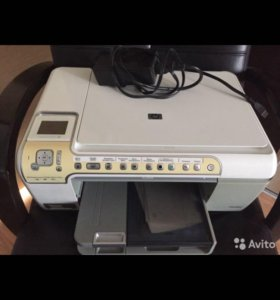Принтер hp photosmart C5283 All-in-One
