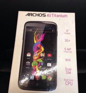 ARCHos 40