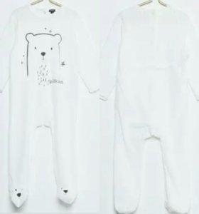 Пижамы из чистого хлопка