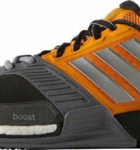 Кроссовки Adidas Crazy Train Boost