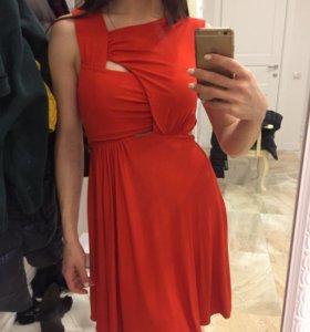 Платье Versace versus