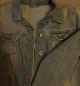 Женская джинсовая куртка Esprit