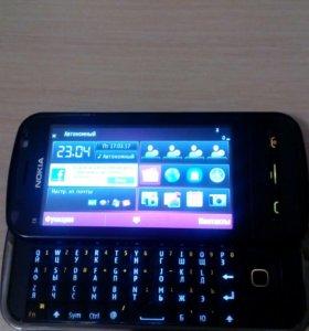 Телефон NOKIA C6-00