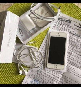 iPhone 5s на 32 gb