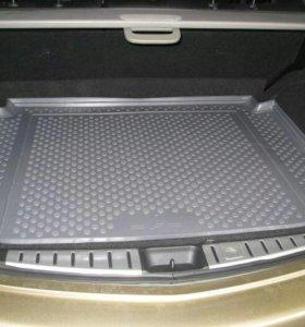 Коврик для багажника полиуретановые