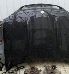Капот AMG горбатый Мерседес МЛ W163