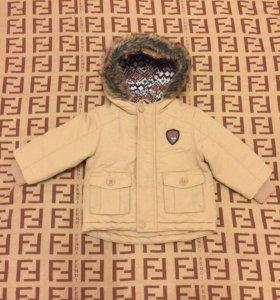Детская курточка для мальчика