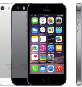 iPhone 5s 16Gb Gray, Silver, Gold