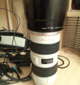 Canon 70-200 L 2,8