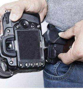 Кобура для фотографа