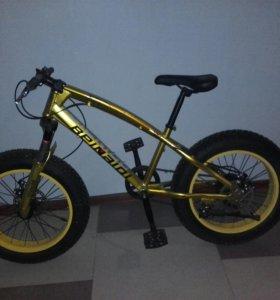 Велосипед новый подарили хочу продать