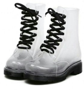 Резиновые ботинки(сапоги)