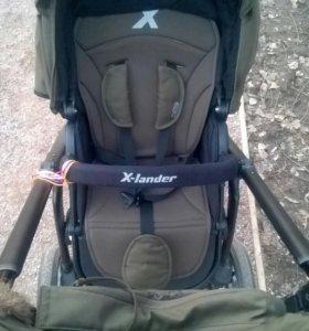 Коляска прогулочная X-Lander X-move terra