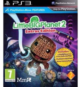 Игра для PS3 Медиа LittleBigPlanet 2