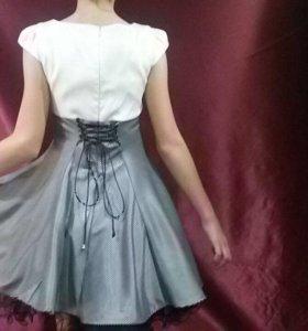 Платье 9-12 лет
