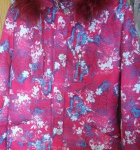 Куртка весна-осень.размер 46-48