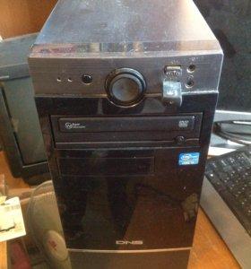 Продам Системный блок и монитор
