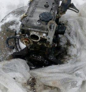 Двигатель мазда В3