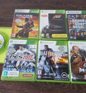 Xbox 360 отличная цена не прошитый