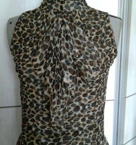 ТОП. Леопард. Из сеточки.