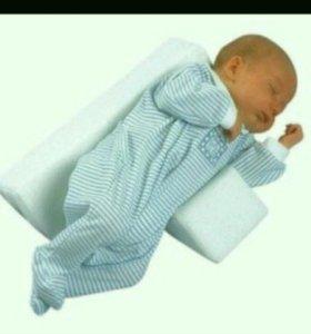 Позиционер и ортопедическая подушка в подарок