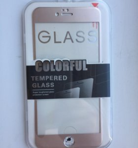 Защитное 3D стекло для iPhone 6s