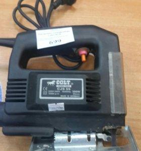 Инструмент электролобзик colt cjs 55