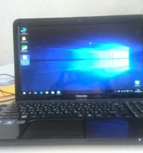 Разбор Ноутбук Toshiba L850-CJK i7