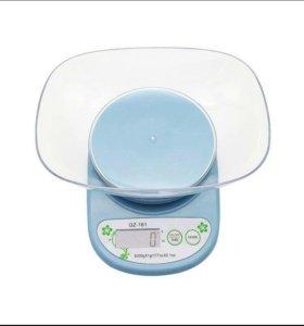 Весы кухонные QZ-161( до 5 кг)
