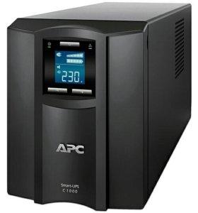 ИБП APC Smart-UPS C 1000