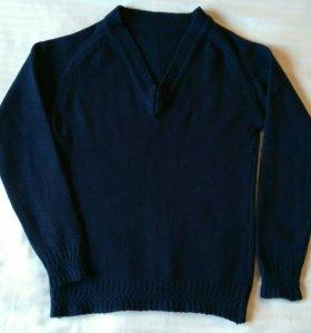 Теплый свитер/пуловер мужской