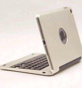 Клавиатура, чехол и смарт-ковер для iPad mini