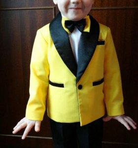 Детский костюм смокинг