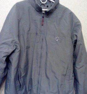 Куртка большая