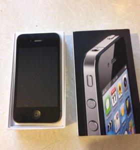 iPhone 4,8гиг.