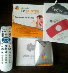 ТВ-тюнер Pinnacle TV HUNTER External PCTV 5