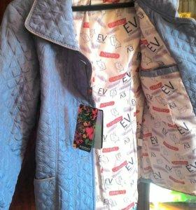 Куртка женская весна-осень новая.