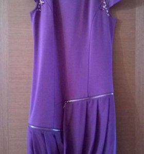 Платье для девочки на рост 164