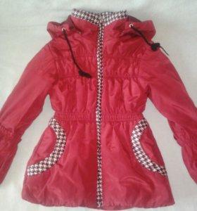 Куртка на 8 - 9 лет