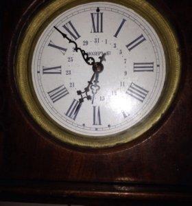 Часы настенные Г. Мозер