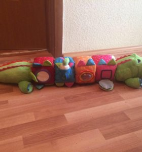 """Развивающий центр """"Крокодил"""" от K's Kids."""